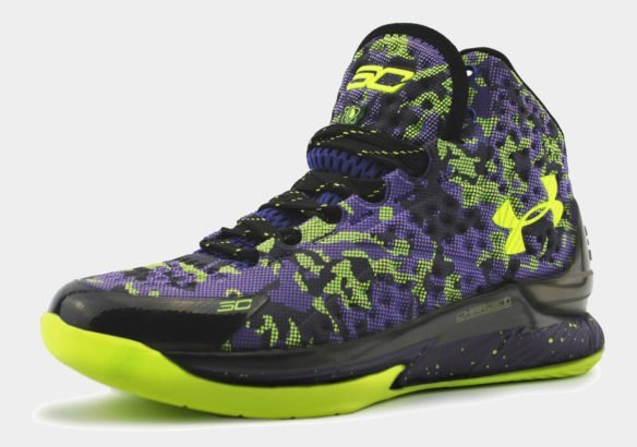Under Armour Curry One camo